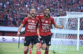 Jadwal Liga 1: Kalteng Putra vs Bali United, Bhayangkara FC vs Persela