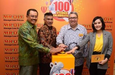 MR.DIY Hadirkan Toko Ke-100 Bagi Keluarga Indonesia