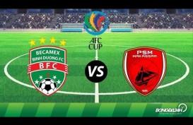 Semifinal AFC Cup: PSM Makassar Tekuk Becamex 2-1 tetapi Tersingkir. Ini Videonya