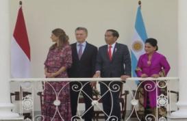 Presiden Argentina Mauricio Macri Berkunjung ke Istana Bogor