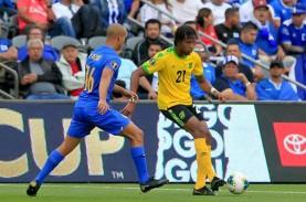 Dramatis, Curacao Lolos ke 8 Besar Gold Cup Dampingi…