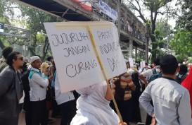 Sengketa Pilpres 2019 : Imam FPI DKI Jakarta Doakan Hakim MK Bersikap Adil