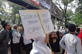 Sengketa Pilpres 2019 : Imam FPI DKI Jakarta Doakan…