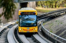 Kemenhub Tegaskan Wacana O-Bahn Masih Kajian