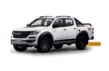 General Motors Jadwalkan Peluncuran Colorado & Traverse pada September