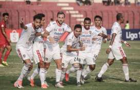 Hasil Liga 1 : Bali United Akhirnya Kehilangan Poin, PSIS 3 Poin di Lampung