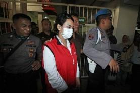 Kasus Prostitusi Online: Vanessa Angel Divonis 5 Bulan…