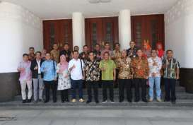 Pemkot Lubuklinggau dan Padang Menimba Ilmu Pariwisata ke Bandung
