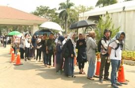 Ridwan Kamil Terharu Lihat Antrian Panjang Pembeli Buku