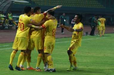 Hasil Liga 1, Bhayangkara FC Atasi Persela