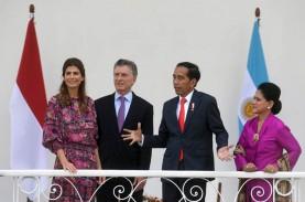 Argentina Ingin Impor Buah Indonesia