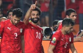 Hasil Piala Afrika, Mohamed Salah Bawa Mesir Lolos ke 16 Besar