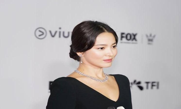 Song Hye-kyo - Instagram