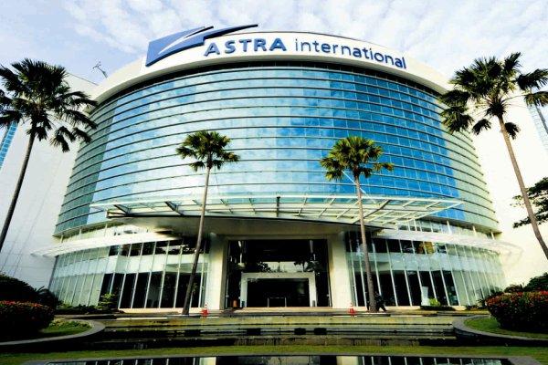 Kantor Pusat Astra Internasional. - Bisnis.com