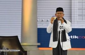 Hasil Sidang MK: KH Ma'ruf Amin Tenang dan Tanpa Beban Menanti Putusan Sidang