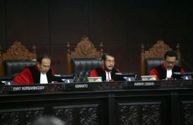 Sidang Putusan MK : Percaya Bawaslu, 5 Dalil Prabowo Soal Pelanggaran TSM Tak Beralasan