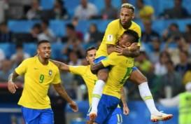 Prediksi Skor Brasil Vs Paraguay, Formasi, Susunan Pemain, Preview