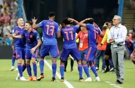 Prediksi Kolombia Vs Chile: Uribe Senang Kolombia Lawan Chile