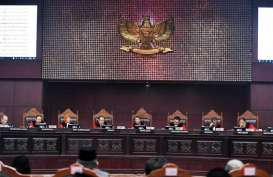 Sidang Putusan MK : MK Mentahkan Dalil Prabowo-Sandi Soal Penggelembungan 22 Juta Suara Milik Jokowi-Ma'ruf