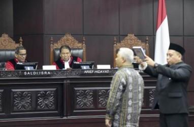 Dalil Kubu Prabowo Ditolak Lagi, MK Sebut Dalil Soal TPS Siluman Tidak Jelas