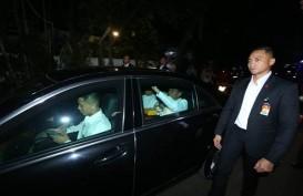 Jelang Pembacaan Putusan MK, Jokowi dan Ma'ruf ke Pangkalan TNI AU