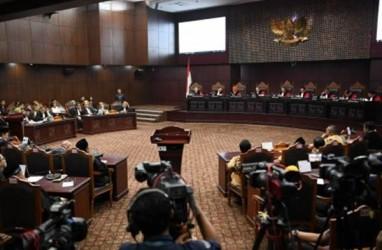 Sidang Putusan MK : Gugatan Prabowo-Sandi Ditolak