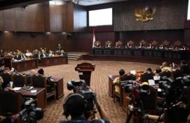 MK : Eksepsi Kubu Prabowo Tidak Beralasan Menurut Hukum