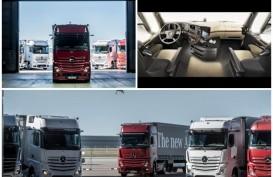Luncurkan Actros, Daimler Harapkan Pembangunan Infrastruktur Berlanjut