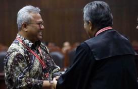 Usai Putusan Sidang MK, KPU Gelar Rapat Pleno