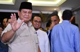 Prabowo Ajak Pimpinan Partai Bahas Koalisi Jumat Siang
