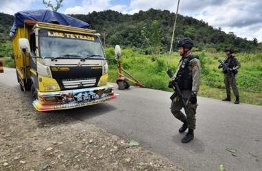 Satgas Tinombala Buru Kelompok Teroris Mujahidin Indonesia di Hutan Sulawesi Tengah