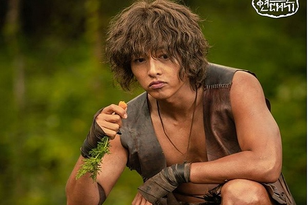 Song Joong-ki membintangi drama  'Arthdal Chronicles'. - Instagram@songjoongkionly