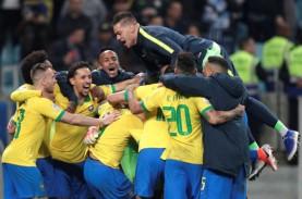 Hasil Copa America : Brasil Menang Adu Penalti, vs…
