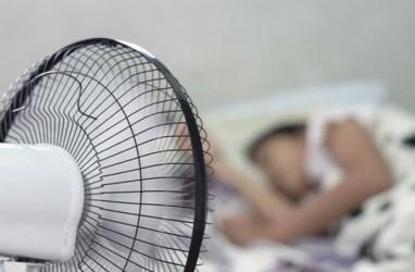Tidur dengan Kipas Angin Tak Baik untuk Kesehatan