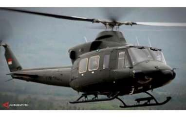 Helikopter MI 17 Milik TNI AD Hilang Kontak di Pegunungan Jayapura