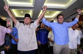 Prabowo Kumpulkan Parpol Koalisi Adil Makmur di Kertanegara,…