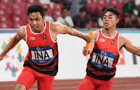 Peraih Perak Asian Games Yakin Lari Estafet Bisa Bersaing di Sea Games