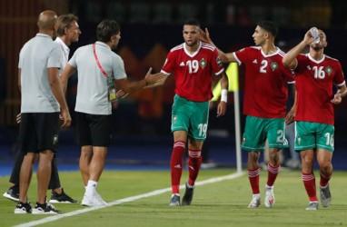 Maroko Tim Ke-4 Lolos ke 16 Besar Piala Afrika di Mesir