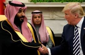 Jelang Bertemu di G20, Presiden Trump Sebut Mohammed bin Salman Teman