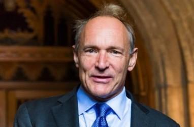 Sir Timothy John Berners-Lee, Bapak dari World Wide Web