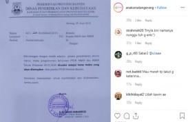 Pengumuman PPDB SMA dan SMK Banten Ditunda, Bikin Peserta Galau