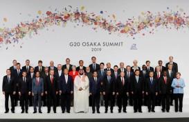 Jokowi Angkat Isu Pemberdayaan Perempuan di Hadapan Para Pemimpin G20