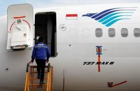 Garuda Indonesia Akan Patuhi Keputusan OJK dan Kemenkeu