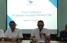 Garuda Indonesia Segera Tentukan Nasib Kerja Sama Mahata Aero