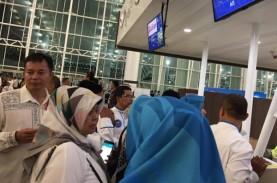 Hari Pertama Peralihan Rute Penerbangan Husein ke…
