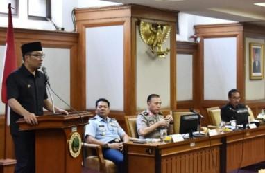 Ridwan Kamil Paparkan Sejumlah Inovasi Jawa Barat kepada Lemhannas RI