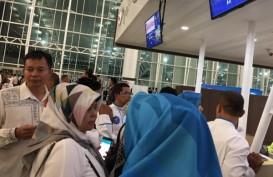 Hari Pertama Perpindahan Rute, 3.782 Orang Terbang Lewat Bandara Kertajati