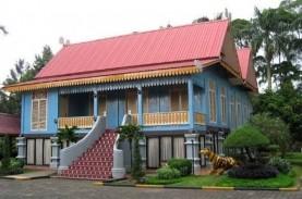 Tanjungpinang Perdakan Bangunan Khas Melayu