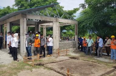 Dibantu Banyak Yayasan, Wiranto Pesan Pembangunan Huntap Sulteng Tak Mangkrak