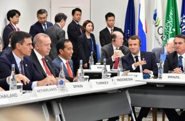 Ini Kesepakatan G20 Soal Perpajakan